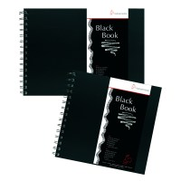 Livre BLACKBOOK - scrapbooking