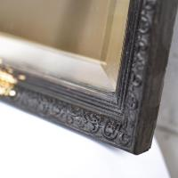 Miroir biseauté cadre sculpté PAOLA