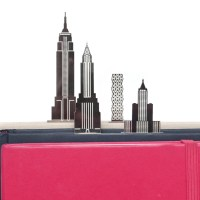 Trombones marque-pages NEW-YORK