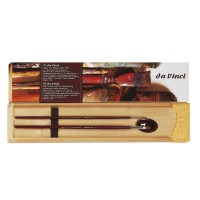 Plumier de pinceaux pour huile ou acrylique