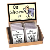Que collectionne un ...?