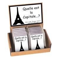 Quelle est la capitale ?