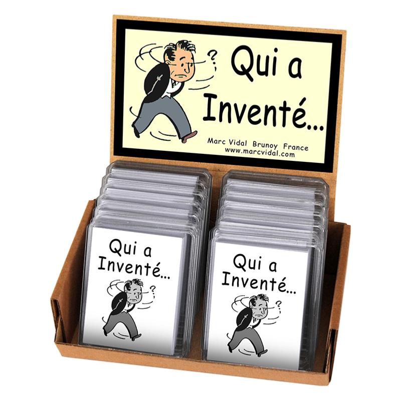 Qui a inventé ...?