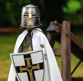 anniversaire enfants chevalier
