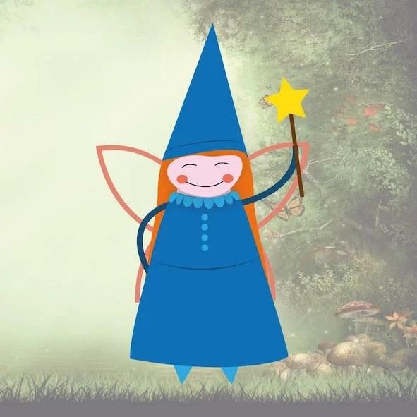 Fée animation anniversaire enfants