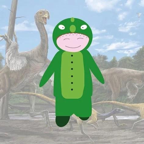 Dinosaure animation anniversaire enfants