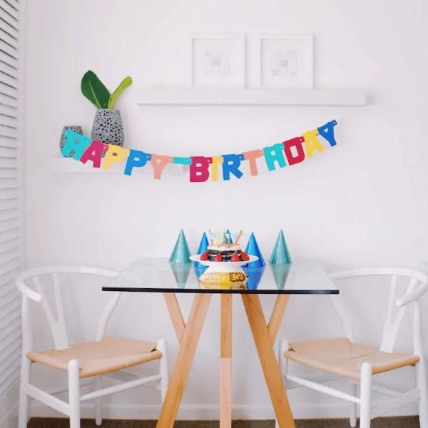 Décoration enfants anniversaire