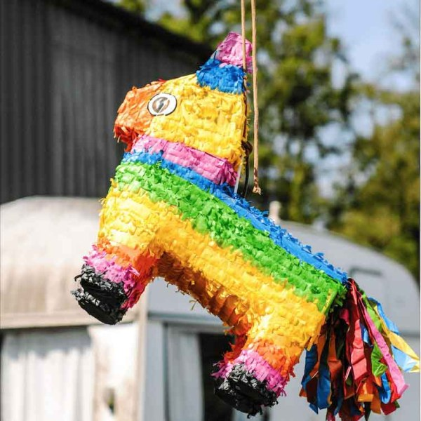 Piñata enfants anniversaire