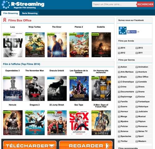 site de streaming les meilleurs sites en ligne