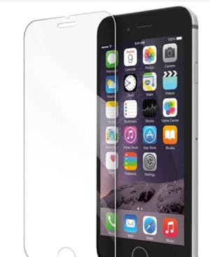 Protection en verre trempé iPhone 6 promo