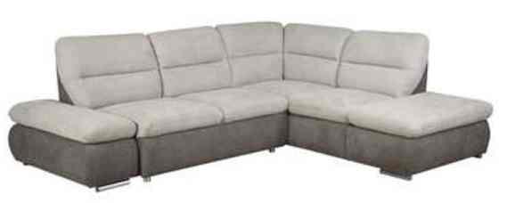 canap d 39 angle droit convertible 4 places valencia pas cher en promo. Black Bedroom Furniture Sets. Home Design Ideas