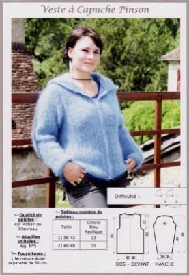 Fiche-tricot-Veste-capuche-pinson