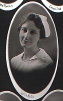 Lydia Friederich, Nurse