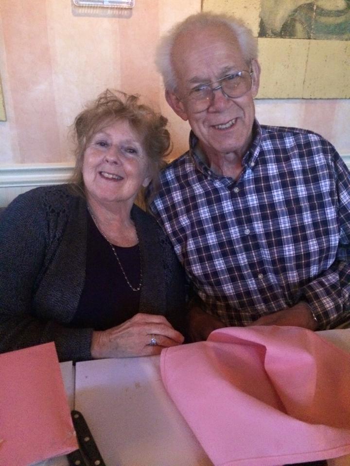 Patricia and Tony Hodnik