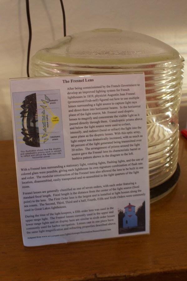 Fresnel Lens History