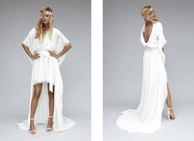 Rime Arodaky robe de mariee 2013 Zoé robe modèle