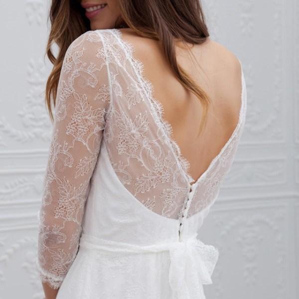 Marie Laporte robe de mariee 2015 - La Fiancee du Panda blog mariage Molly_3detail