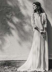 Laure de Sagazan robe de mariee top Moretti et jupe Desplechin collection 2015 chez Maria Luisa Mariage x Printemps - La Fiancee du Panda blog mariage & lifestyle-0635