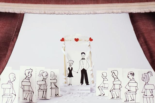Soymilk wedding film mariage stop motion - idee animation temoin - La Fiancee du Panda blog mariage et lifestyle