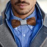 Noeud papillon en bois Two guys Bow ties - La Fiancee du Panda blog mariage 2