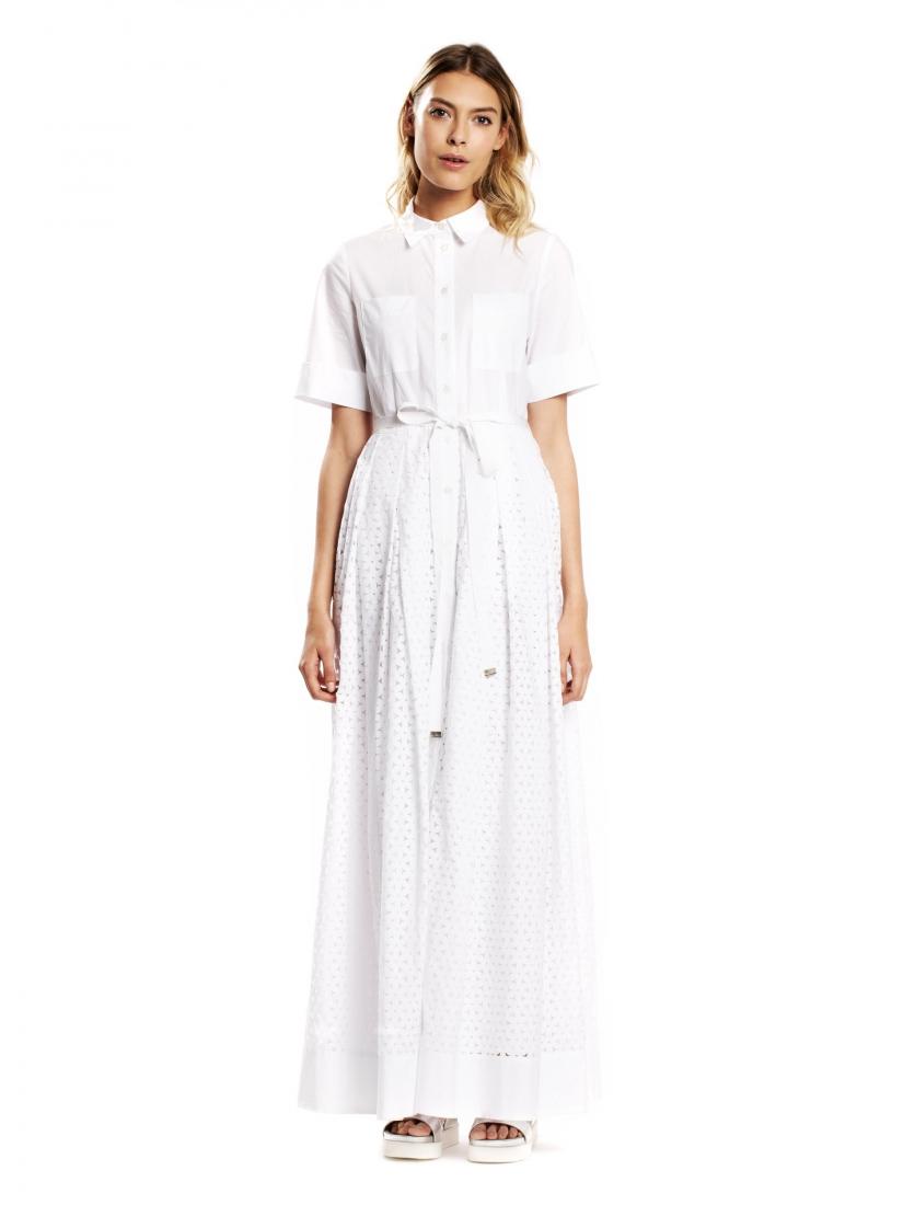 la robe blanche tara jarmon une mari e fra che et moderne. Black Bedroom Furniture Sets. Home Design Ideas
