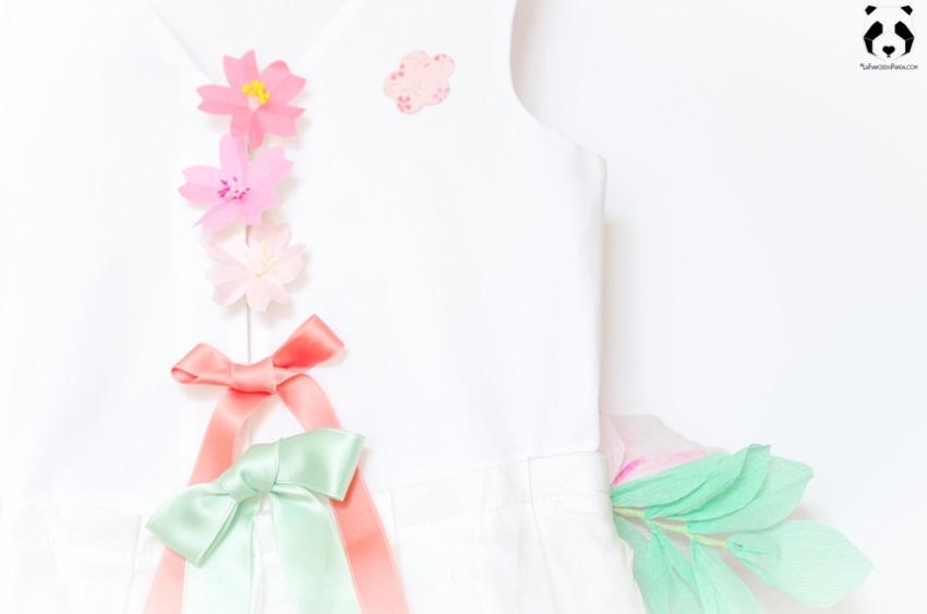 Robe demoiselle d'honneur Cyrillus tenues cortege mariage l La Fiancee du Panda blog mariage-9313