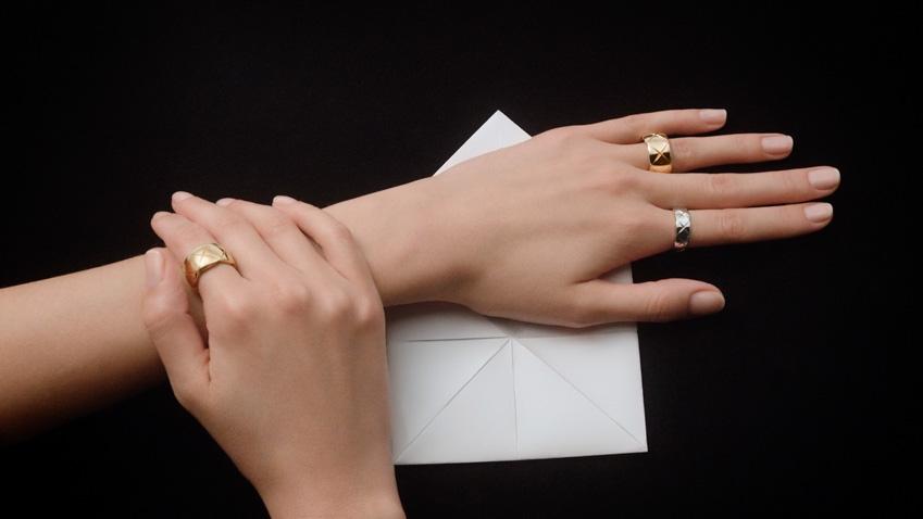 Collection COCO Crush Chanel Joaillerie l Bague de fiancailles alliance originale l La Fiancee du Panda blog mariage-11
