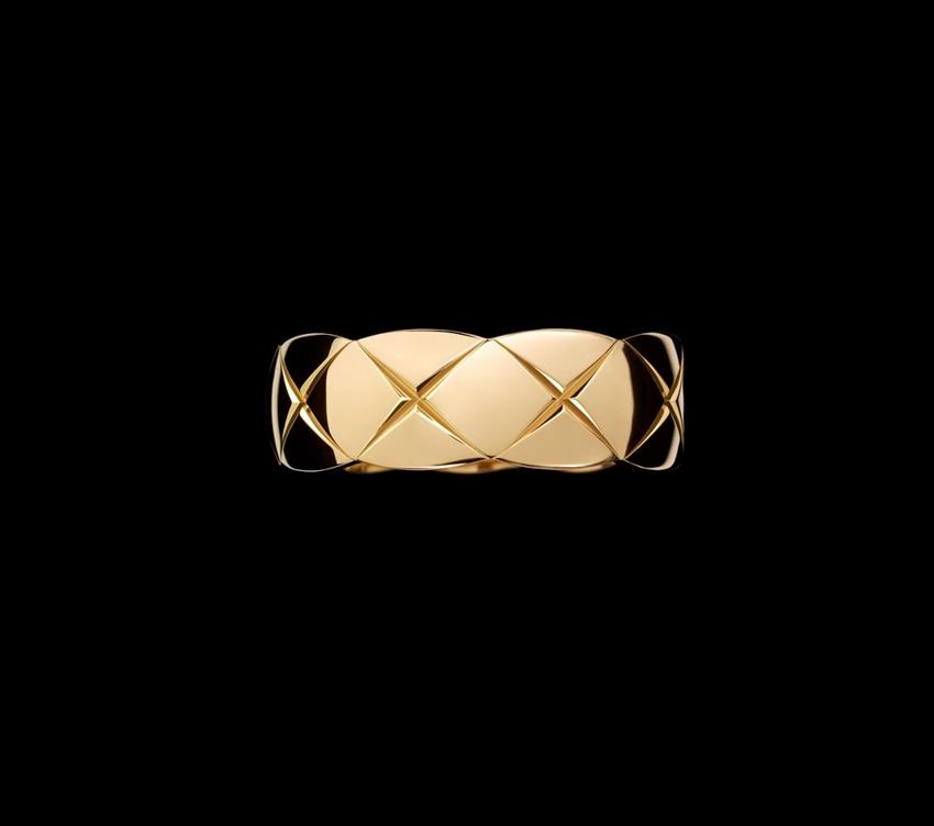 Collection COCO Crush Chanel Joaillerie l Bague de fiancailles alliance originale l La Fiancee du Panda blog mariage-17