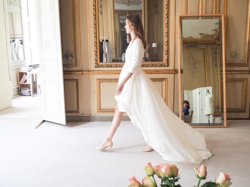 Robe de mariee boheme Delphine Manivet collection 2016 l La Fiancee du Panda blog mariage-4240483