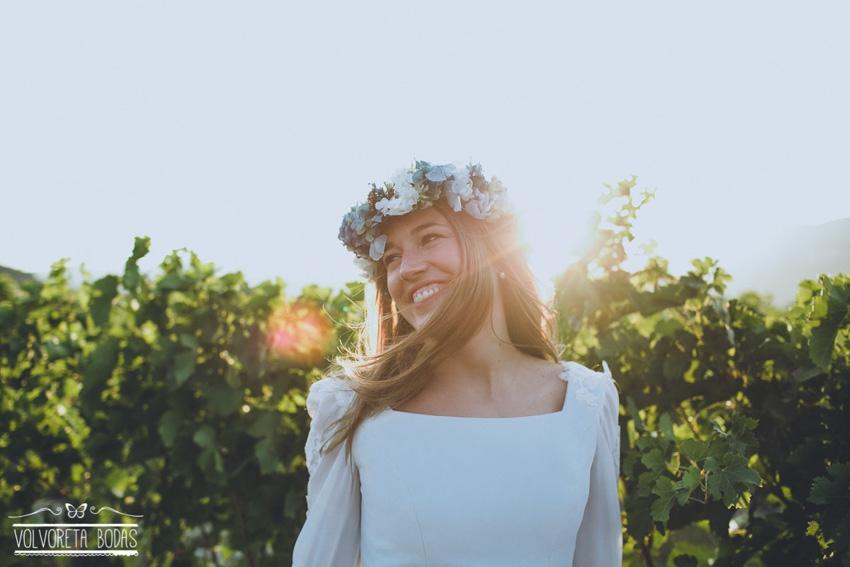 Vrai mariage champetre et chic en Espagne Bodega Otazu l Volvoreta Bodas l La Fiancee du Panda blog mariage-90