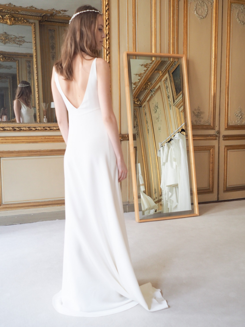 Wedding dress Delphine Manivet bridal designer Paris collection 2016 l La Fiancee du Panda blog mariage-4240515