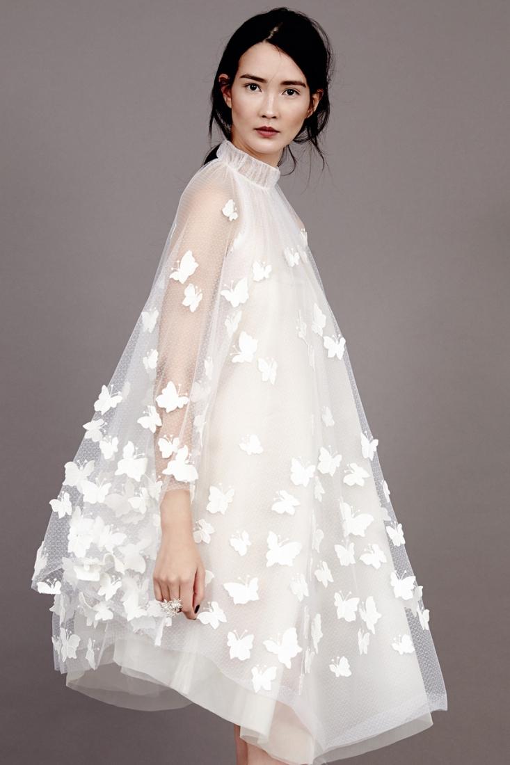 Robe de mariee Kaviar Gauche papillons createur Berlin l La Fiancee du Panda blog mariage