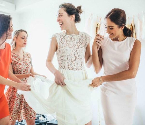 Trouver une robe pour ses temoins l Atelier Charlotte Auzou l Photographe Lifestories l La Fiancee du Panda blog mariage
