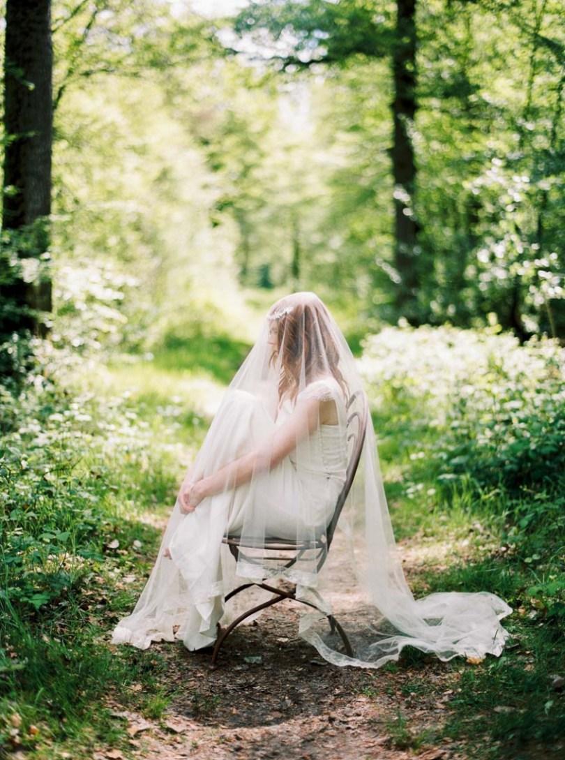 Voile dentelle ancien Stephanie Wolff Paris collection 2016 l La Fiancee du Panda blog mariage