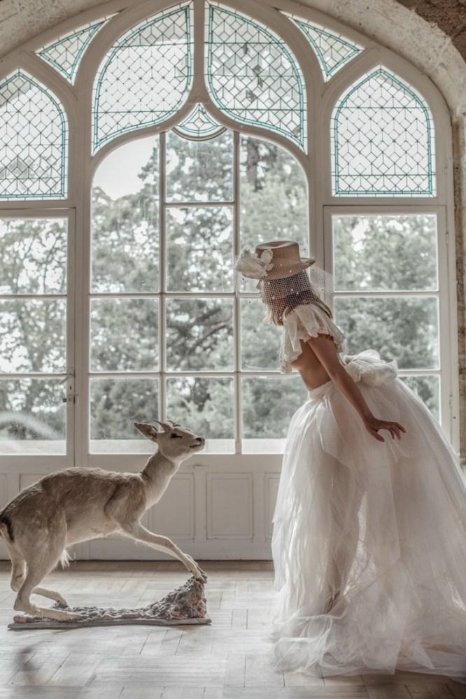Robe de mariee princesse sur mesure modele Mesange l Victoire Vermuelen l La Fiancee du Panda blog mariage-5