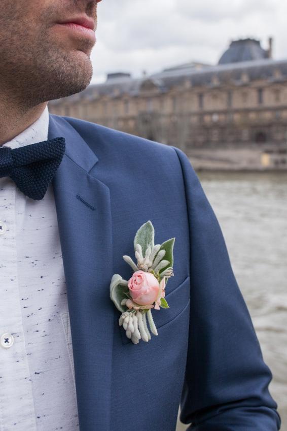 Mariage sur une peniche a Paris deco sur le theme du voyage l Photographe Marine Blanchard l La Fiancee du Panda blog mariage-117