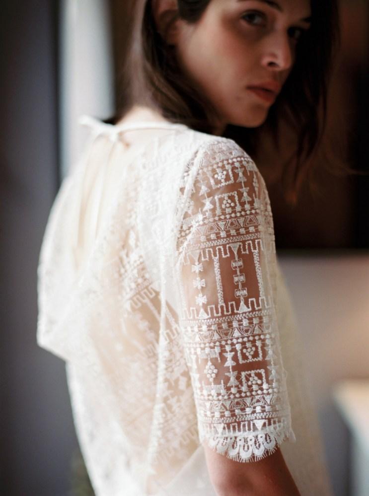 Robe de mariee sur mesure Paris Stephanie Wolff creatrice collection 2017 l Credit photo l'Artisan Photographe l La Fiancee du Panda blog mariage--31