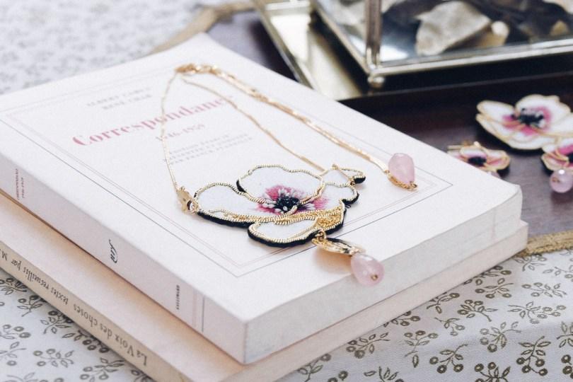 Bijoux de cheveux fait main Nini Peony collaboration La Fiancee du Panda blog mariage et lifestyle-1180422