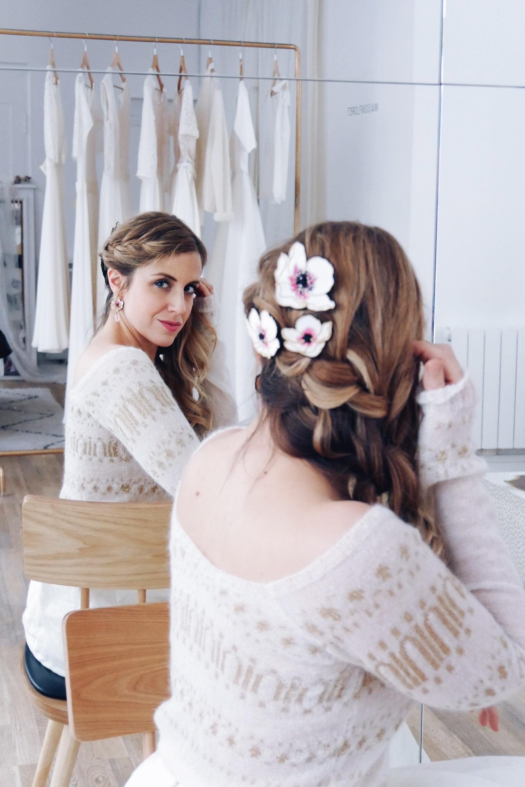 Bijoux de cheveux fait main Nini Peony collaboration La Fiancee du Panda blog mariage et lifestyle-1180534