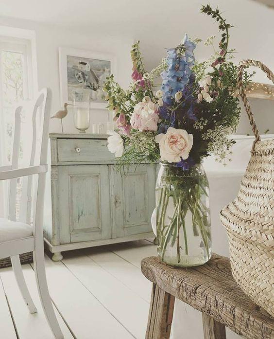 Bomboniere, complementi d'arredo, tessile,ceramiche, mobili per la casa shabby; Come Arredare In Stile Shabby Chic Provenzale
