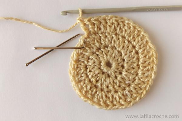 la filacroche sac colimacon au crochet