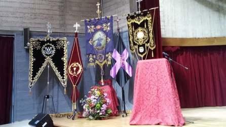 XXVI Encuentro de Hermandades y Cofradías de la Archidiócesis Mérida Badajoz Olivenz (2)