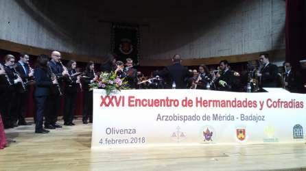 XXVI Encuentro de Hermandades y Cofradías de la Archidiócesis Mérida Badajoz Olivenz (3)