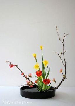 Ikebana Thomas Thai Van