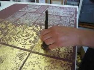 entretien bijoux en laiton doré à l'or fin
