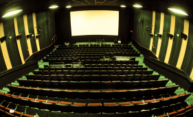 With enough seating for over 340 people, our Main Theatre features a THX-Certified sound experience, and a professional Sony 4K 3D Projector. Film visionaries including Quentin Tarantino, Matt Reeves, and Alejandro G. Inarritu have discussed their filmmaking techniques here.