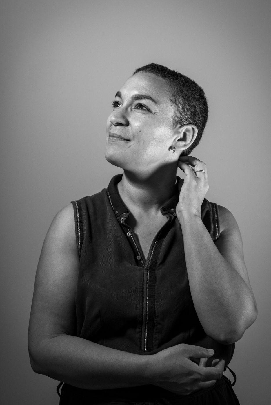 Fabienne Olivera en voyage