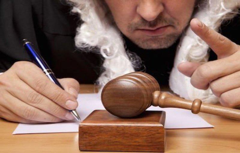giudice giustizia