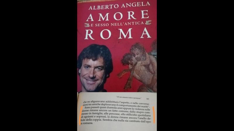 Anche il divulgatore Alberto Angela paga pegno alla menzogna per non aver danni sulle vendite.