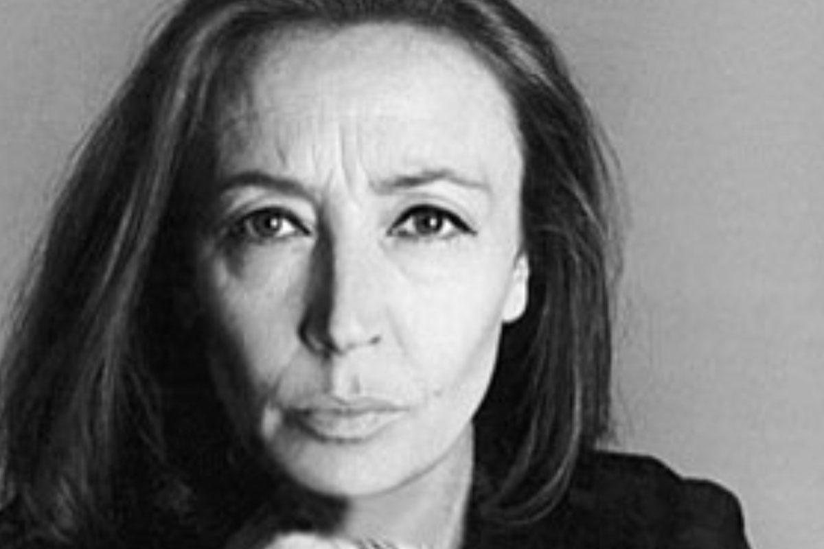 Oriana Fallaci: parzialità, acriticità e mancanza di empatia (1)